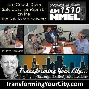 Dr. Dave Robinson on AM 1510 WMEL