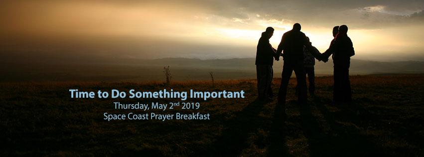 2019 Space Coast Prayer Breakfast