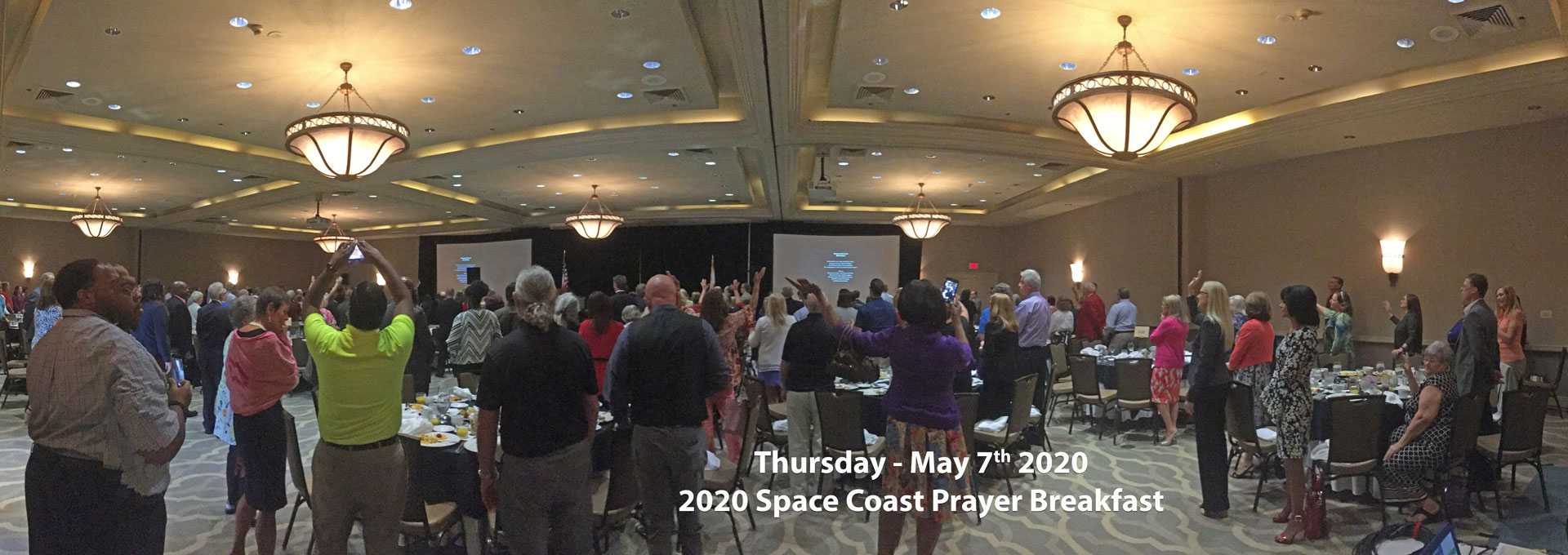 2020 Space Coast Prayer Breakfast