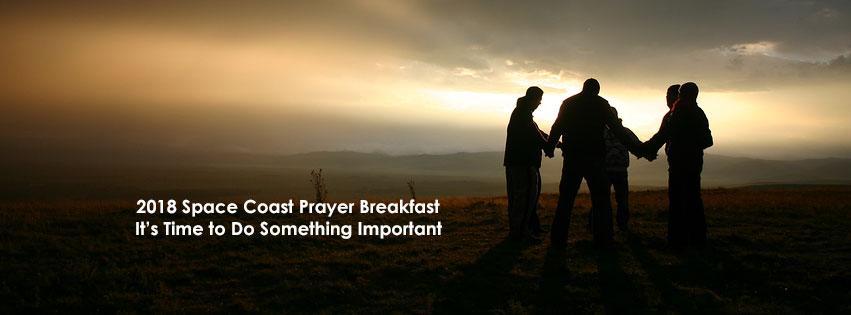 2018 Space Coast Prayer Breakfast