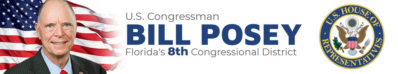Keynote Speaker Bill Posey
