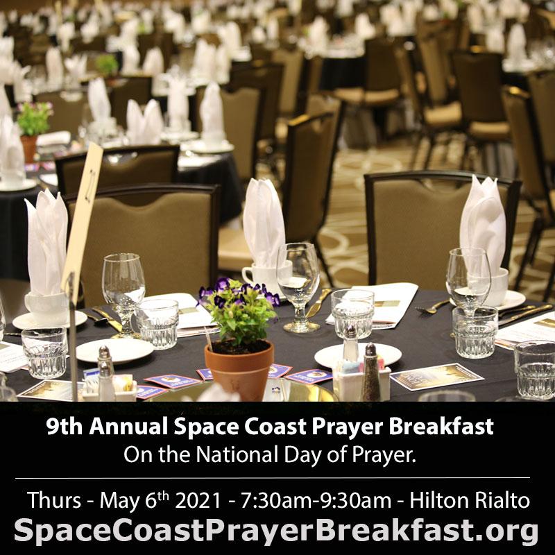 9th Annual Space Coast Prayer Breakfast